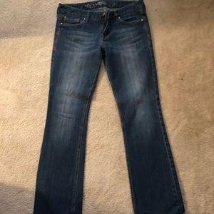 Women's Express Jeans